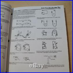 2015 CATERPILLAR Hose Product Tooling Guide Coupling Fitting Manual book service
