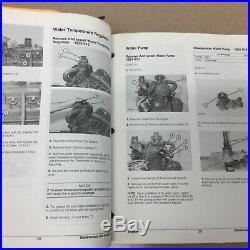 CAT Caterpillar 416 426 436 SERVICE SHOP REPAIR MANUAL TRACTOR BACKHOE LOADER