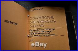 CAT Caterpillar 931C Track Loader Repair Shop Service Manual crawler owner book