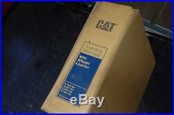 CAT Caterpillar 950 Wheel Loader Repair Shop Service Manual owner maintenance