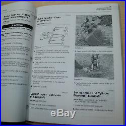 CAT Caterpillar BH27 BH30 Skid steer Backhoe Owner Operator Parts Service Manual