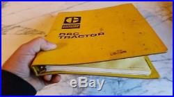 CAT Caterpillar D6C Service Manual 10K 26K 46J 47J 55J 56J 69J 69U 99J