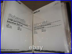 Cat Caterpillar 315d Excavator Service Shop Repair Manual Book Bzn Cjn Kbd Jgs