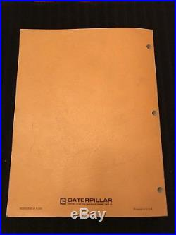 Cat Caterpillar 3208 Industrial Engine Service Shop Repair Manual 3z1-up