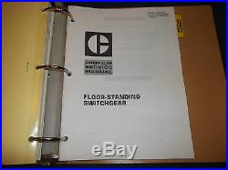 Cat Caterpillar 3304b 3306b Generator Engine Service Shop Repair Manual 83z 85z