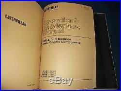 Cat Caterpillar E120b Excavator Service Shop Repair Book Manual S/n 7nf1-up