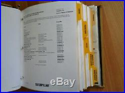 Caterpillar 246C 256C 262C 272C Skid Steer Loader service manual JAY DWS MST RED