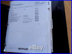 Caterpillar 3512C Well Fracturing engine service manual R1A1 R1S1 R1T1 UP OEM