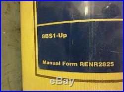 Caterpillar 908 Compact Wheel Loader Service Manual 8BS1-Up