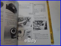 Caterpillar 944 Wheel Loader 43A1 UP Service Manual STAINED FACTORY OEM DEAL