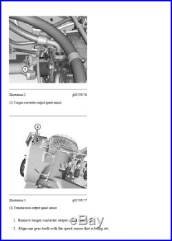 Caterpillar 988H WHEEL LOADER A7A Service And Repair Manual on CD