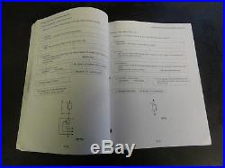 Caterpillar CAT EP16KT EP18KT EP20KT Chassis Mast Controller Service Manual