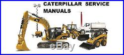 Caterpillar Cat 299d Xhp Compact Track Loader Jst Service And Repair Manual
