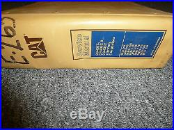 Caterpillar Cat CS431C CP433C CS433C Vibratory Compactors Service Repair Manual