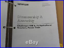 Caterpillar Challenger 65 AG Tractor Service Manual 7YC1-UP