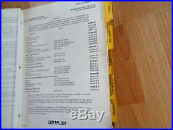 Caterpillar D4H D4H Series II tractor factory service manual SENR3115 2AC1-9DB1