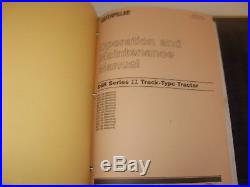 Caterpillar D6R Series ll Track Type Tractor with Diff Steering Service Manual