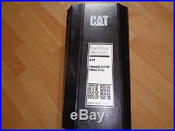 Caterpillar D6T track type tractor factory service manual Huge 2009 VG KENR5121