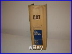 Caterpillar IT18, IT18B Integrated Toolcarrier Service Manual, s/n's listed