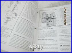 Hyster OEM Factory S40XL S50XL S60XL Spacesaver Forklift Service Repair Manual